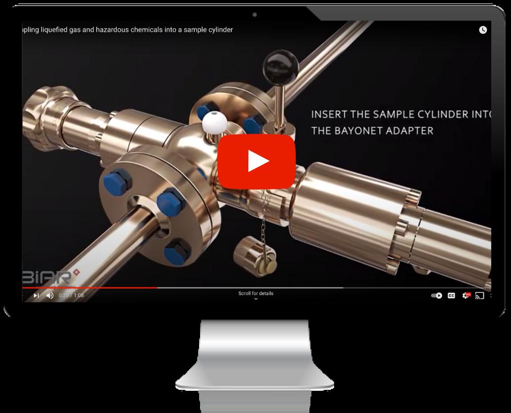 Sample Cylinder Video