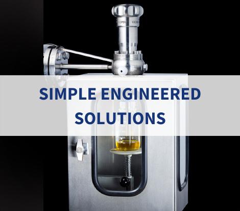 simple engineered solutions